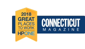 Connecticut Magazine - 2018 Great Places to Work